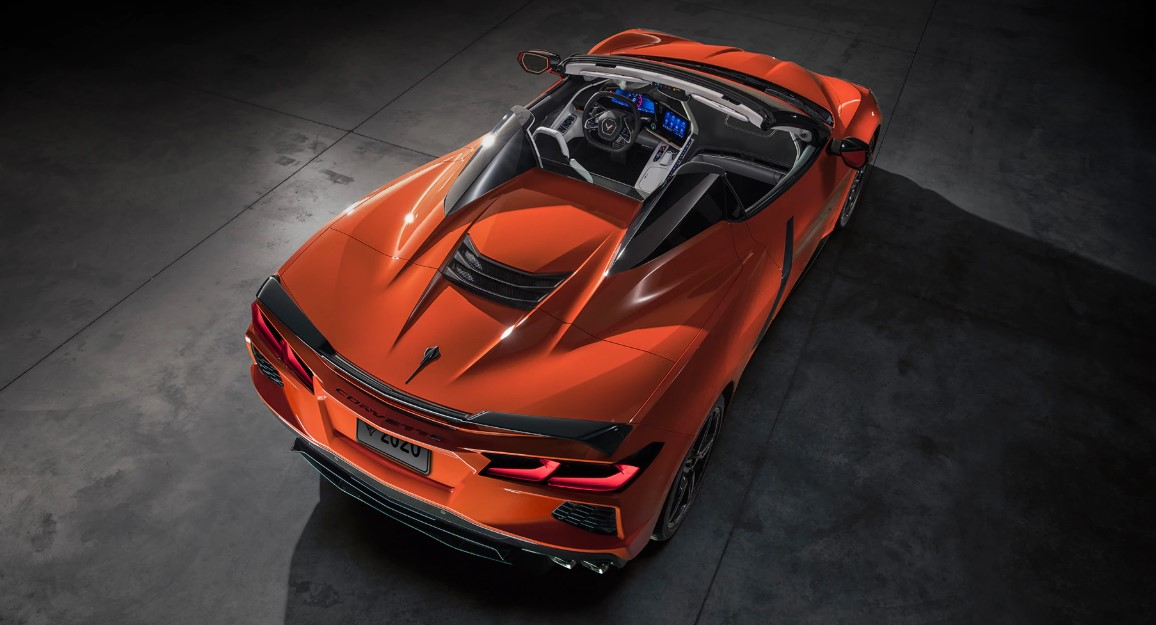 Mccarthy Chevrolet Olathe >> 2020 Chevy Corvette: MotorTrend's Car of the Year